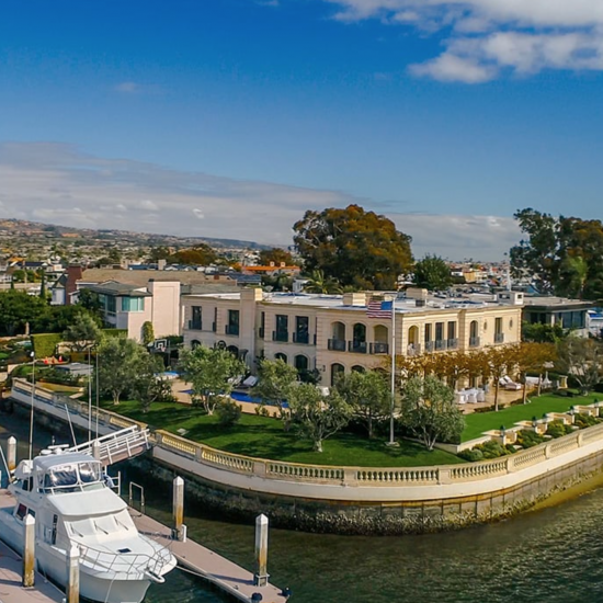 18 Harbor Island, Newport Beach